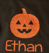 Trick or Treat Personalized Halloween JACK O LANTERN PUMPKIN Twinkle Tote Bags