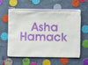 You Design custom personalized gift zipper pouches
