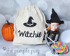 Sparkling Switch Witch Storage Sparkle Sacks 8x10