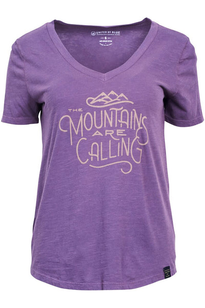 United By Blue Mountains Are Calling Tee