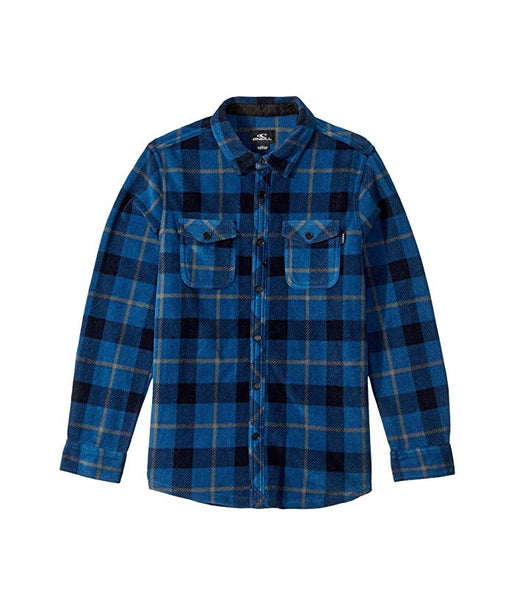 O'Neill Youth Glacier Plaid