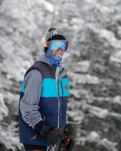 Ski The East Headwall Vest