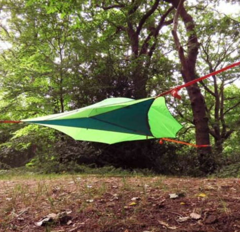 Tentsile Flite + 2.0 Forest Green 2 Person 4 Season Tent