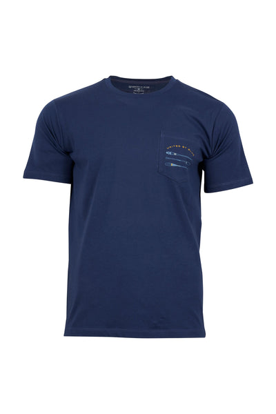 United By Blue Birds Eye Canoe Tee