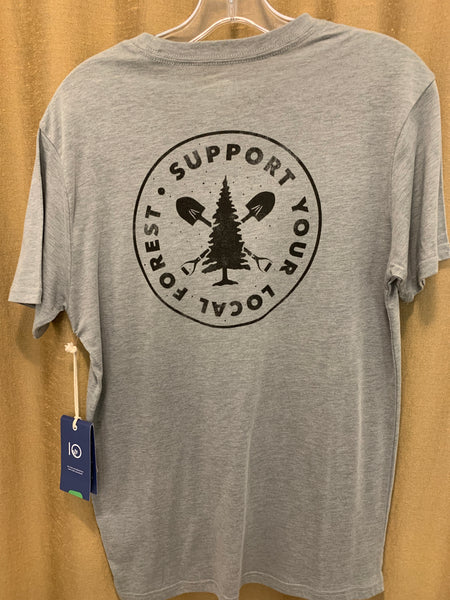 Tentree Support Tee