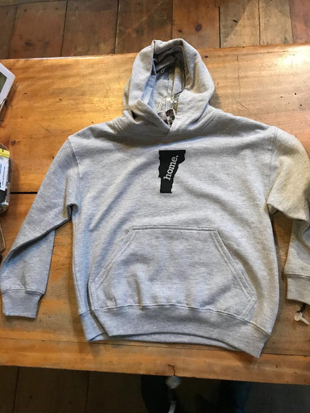 "Home  Youth "" Vermont"" Hoodie"