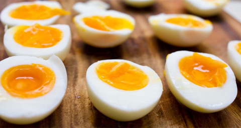 Boiled Egg Diet Lose A Pound Daily