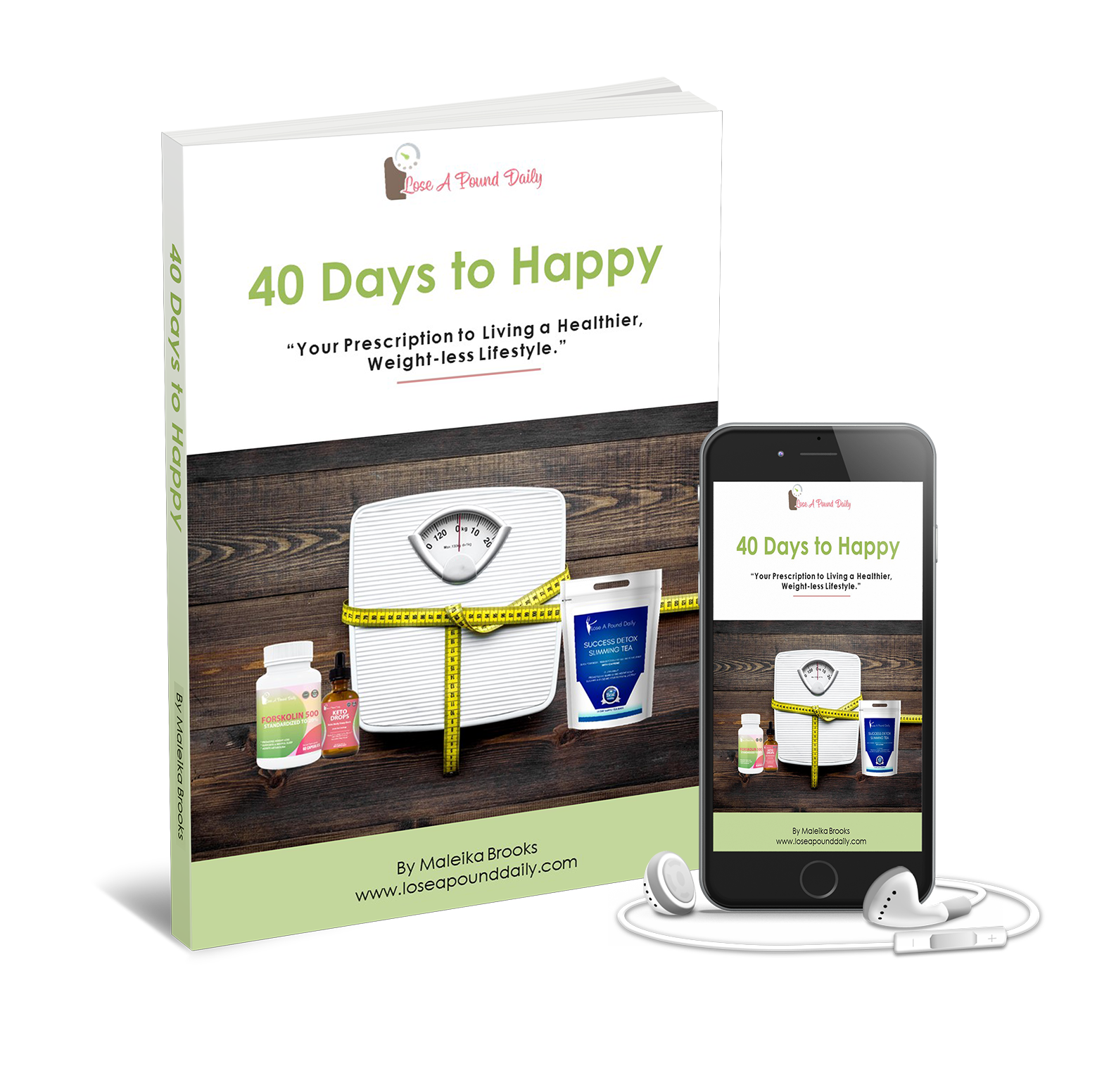 Lose A Pound Daily how to get started