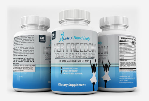 Her Freedom Female Enhancement Solution