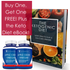 BOGO Apple Cider Vinegar and FREE ebook on The Ketogenic Diet Veteran's Day Sale - Lose A Pound Daily