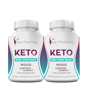BUY ONE, GET ONE FREE Keto Mood by Keto Body Snap Back