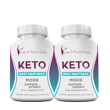 BUY ONE, GET ONE FREE Keto Mood by Keto Body Snap Back - Lose A Pound Daily