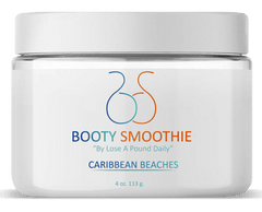 Caribbean Beaches Booty Scrub 4oz