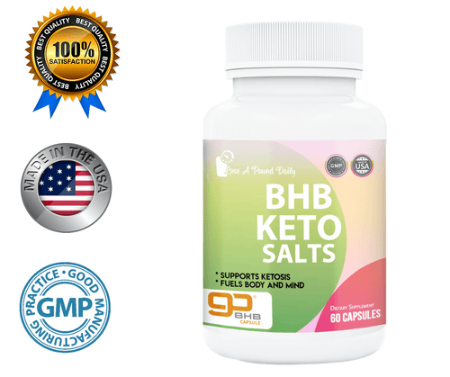 Keto Body Snap Back BHBc Keto Salts