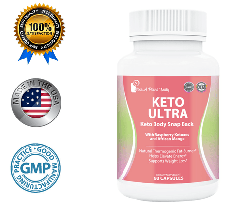 Keto Body Snap Back Ultra