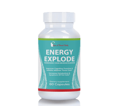 Feel the BURN with Energy Explode Thermogenics!