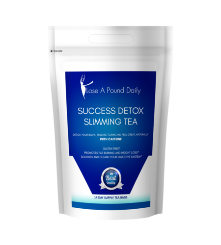 Supreme Success Detox Tea - Lose A Pound Daily