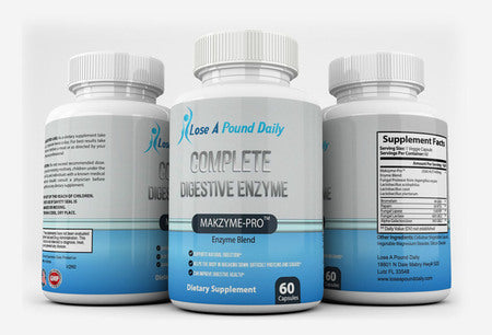Complete Digestive Enzyme - Lose A Pound Daily