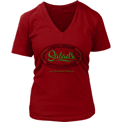 I Create Salads Shirt