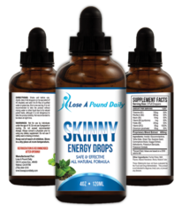 Skinny Energy Drops - Lose A Pound Daily