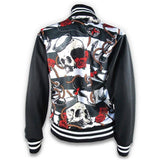 Nautical Skulls Jacket Clothing Liquorbrand - Pimpos Australia