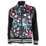 Unicorns Black Jacket Clothing Liquorbrand - Pimpos Australia