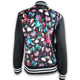 Clothing - Unicorns Black Jacket