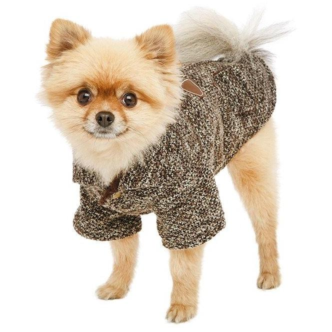 Dog Clothing - Argyll Tweed Coat - Coming Soon!