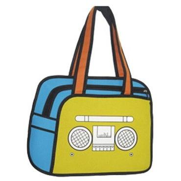 495b8cc034 Radio 3D Cartoon Handbag Handbags Boading Dream Ocean Bag Limited - Pimpos  Australia