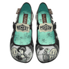 Chocolaticas® Drug Store Women's Mary Jane Flat - Presale