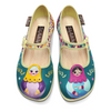 Chocolaticas® Matryoshka Women's Mary Jane Flat - Presale