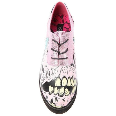 Back From The Grave Creeper Shoes Iron Fist - Pimpos Australia