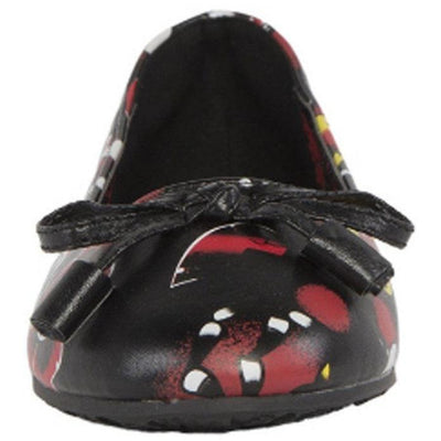 Mexican Moon Flat Shoes Iron Fist - Pimpos Australia