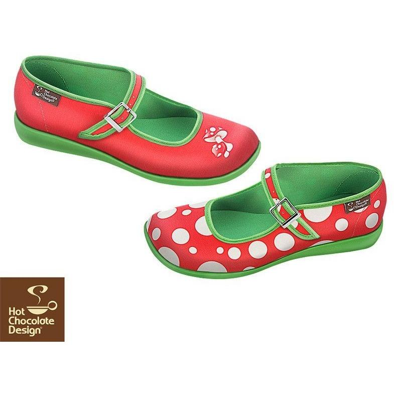 Shoes - Moosh Flats