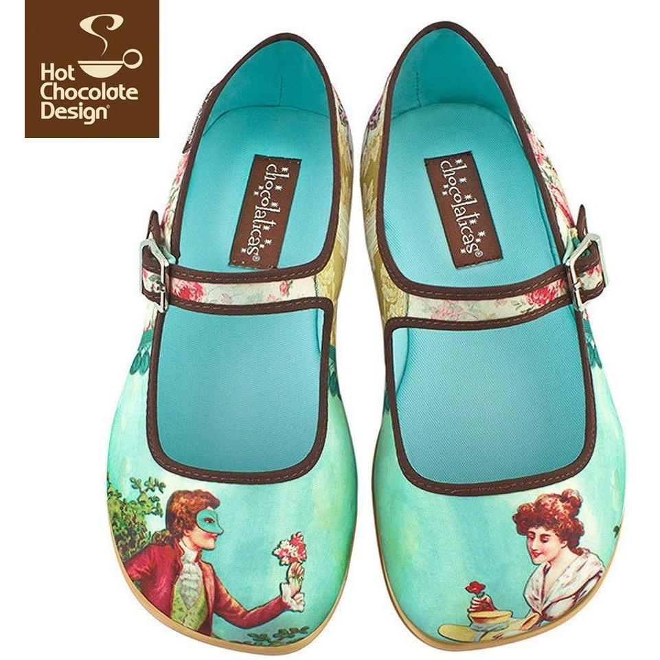 Shoes - Poesy Flats