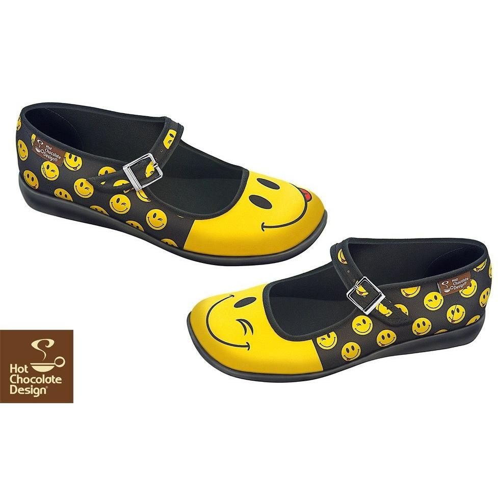 Shoes - Smile Flats