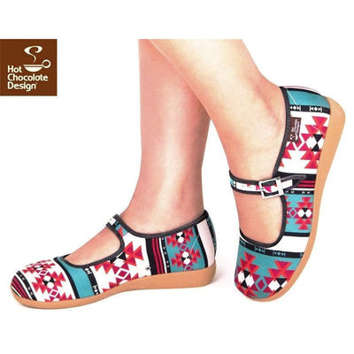 Shoes - Tribal Flats