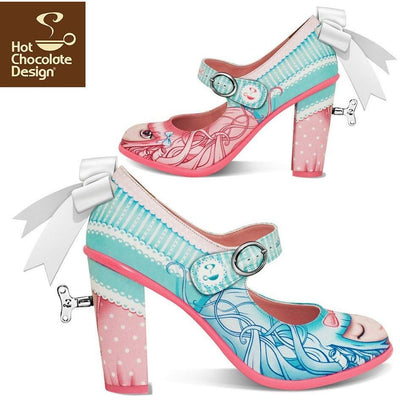 Shoes - Twin Lolita Heels