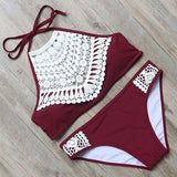 Women Swimsuits - Designer Stylish Bikini Swimwear (many Colors)