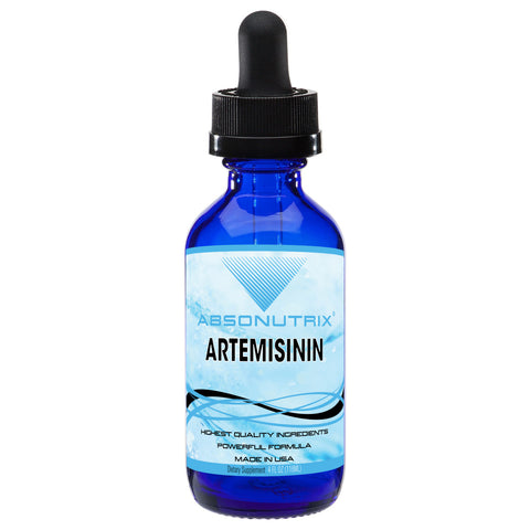 Absonutrix Artemisinin 539mg 4 Fl Oz Helps Relieve Inflammation And Boost Immunity All Natural Made in USA