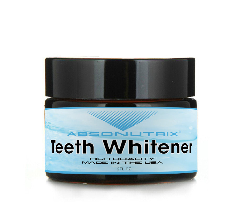 Absonutrix Teeth Whitener Made in USA