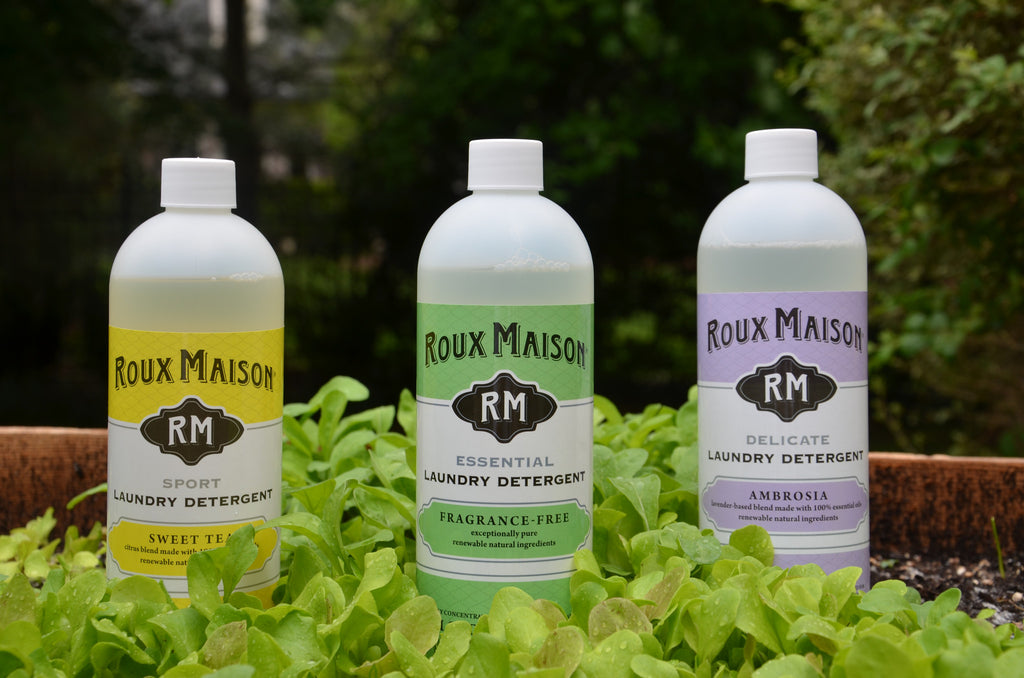 How well does your laundry detergent work? – Roux Maison