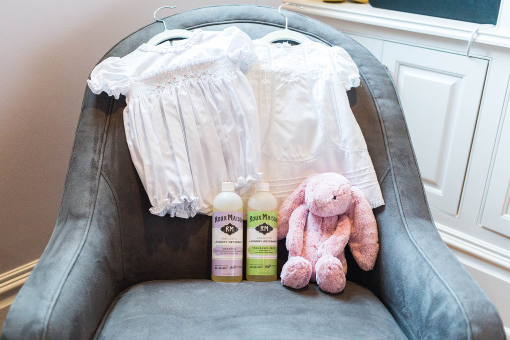 Baby clothes – simple care instructions for great results