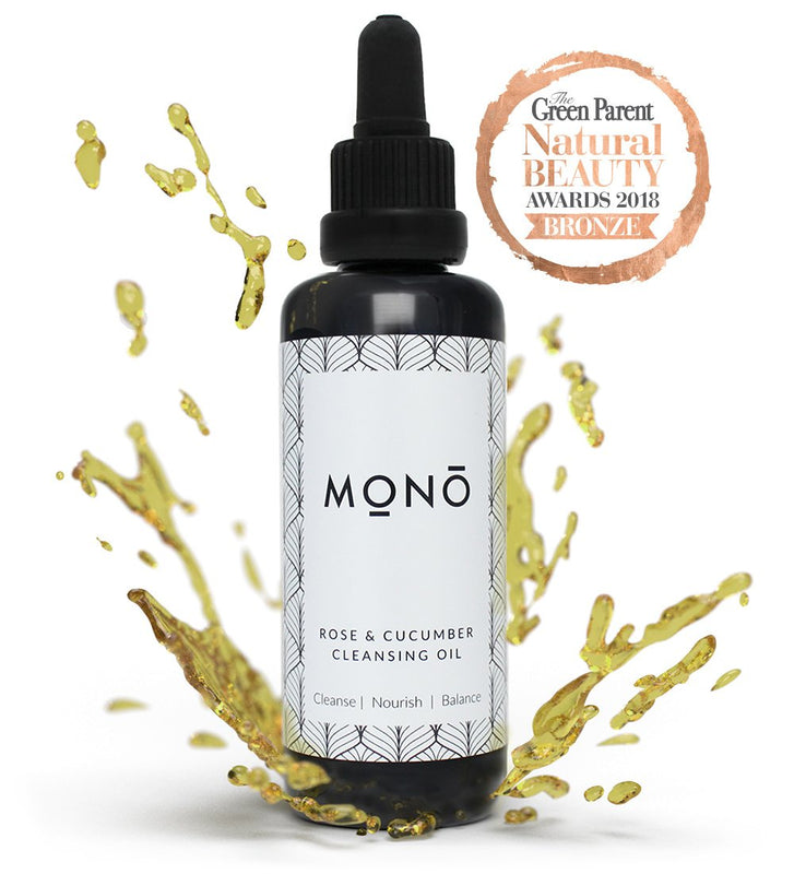 Our Rose & Cucumber Cleansing Oil Wins An Award!