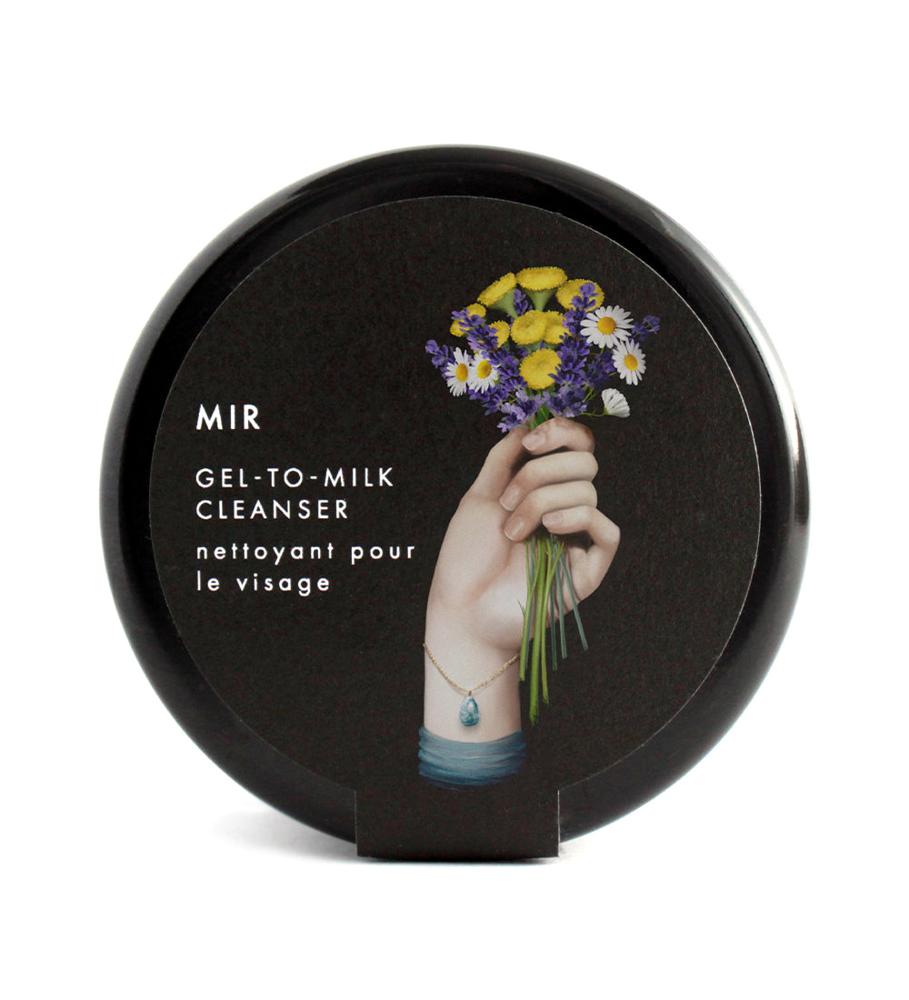 'Mir' Gel-To-Milk Cleanser