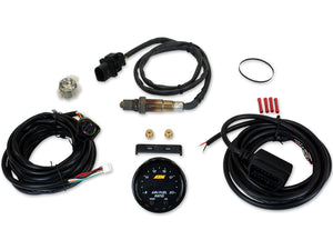 AEM Electronics X-Series Wideband UEGO Air/Fuel Sensor Controller Gauges 30-0334