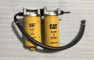 13-18 Cummins dual Cat filter conversion