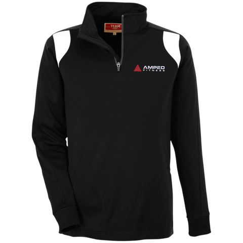 Team 365 Performance Colorblock 1/4 Zip