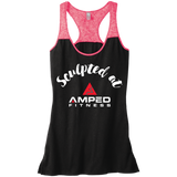 Sculpted at Amped Two Tone Racerback