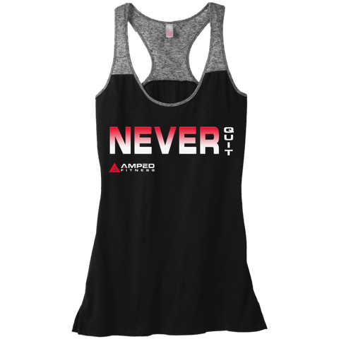 Never Quit- Junior Varsity Tank